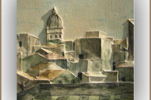 3 - Palermo (da Guttuso) - 1989