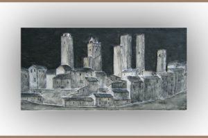 5 - S.Gimignano - 1990