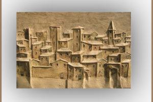 9-Paesaggio umbro (da Norberto) - 1983